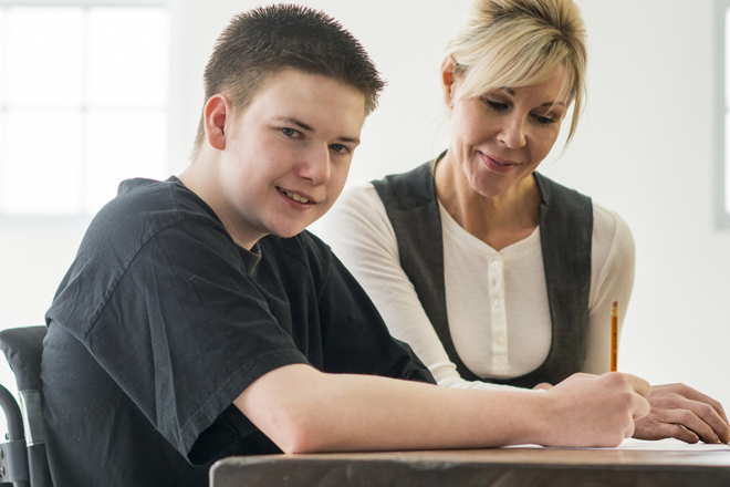 Au sein du collège : prévenir le décrochage scolaire